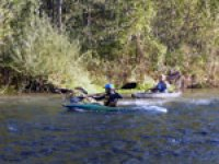 Come to our canoe courses