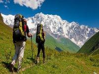 trekking nelle zone più belle