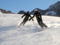 sciando assieme