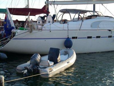 Settimana in barca Isola San Pietro (bassa stag)
