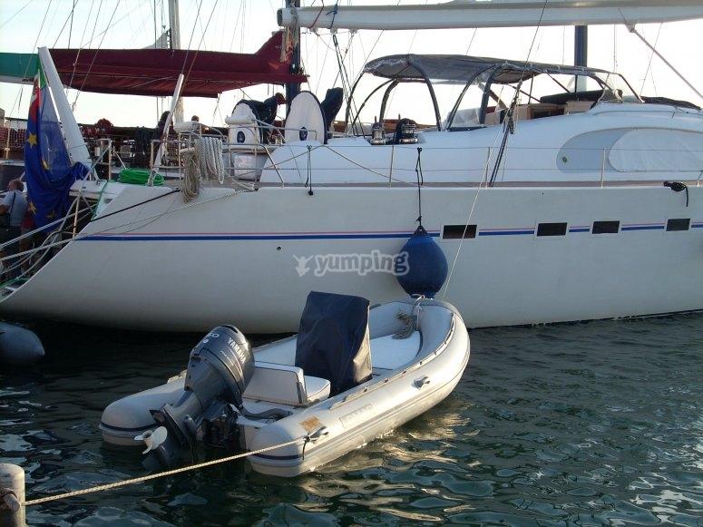 Tre ore in barca Golfo di Cagliari