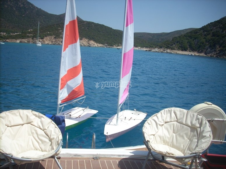 Vivere il mare in Sardegna