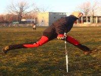 Divertirsi praticando sport