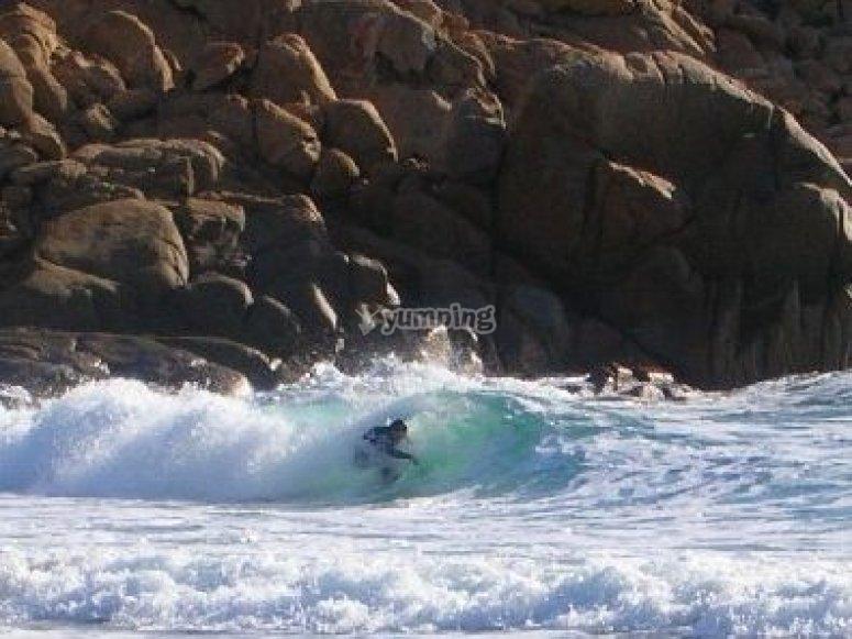Surf Sella del Diavolo Sardegna