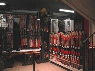Spazio Neve Noleggio Sci