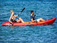Giornata in canoa