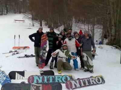 Scuola Italiana Sci Pescasseroli Snowboard