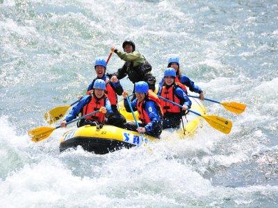Courmayeur Mont Blanc Rafting