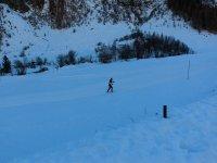 a giornata di sci