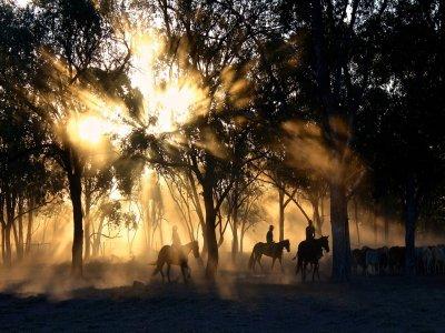 Mezza giornata a cavallo nella Valle del Sosio
