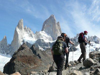 Courmayeur Mont Blanc Trekking