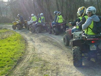 Tour Quad Single Aperitivo Castello Pocapaglia CN