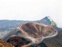 la bocca dell'Etna
