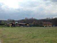 Equitation, sports et nature à Angera (1h)