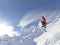 Evoluzione sugli sci