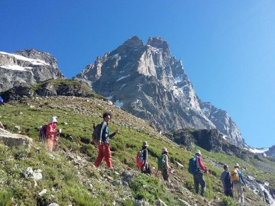 Guida Valle d'Aosta Trekking