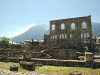 Resti romani ad aosta