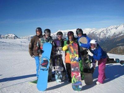 6Punto9 Snowboard's House Noleggio Sci