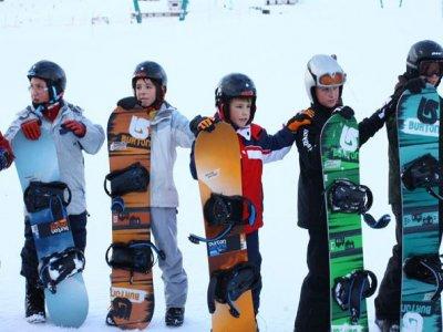 6Punto9 Snowboard's House