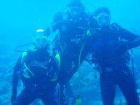 Diving in Elba Island