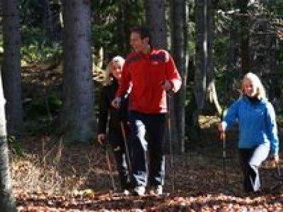 Scuola Italiana Cerreto Laghi Nordic Walking