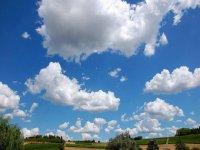 Nuvole e pianura