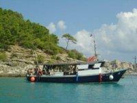 San Domino Island