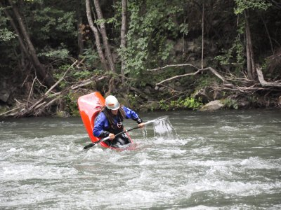 Sudtirol Rafting Expeditions Canoa