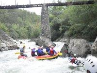 Rafting in Alto Adige