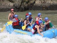 Rafting in Sudtirol