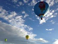 Le nostre mongolfiere in volo
