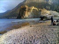 Trekking in spiaggia