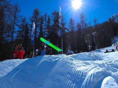 Scuola di Sci Gran Paradiso Snowboard
