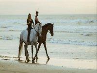 A cavallo in Calabria
