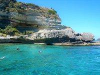 Mare cristallino della Calabria