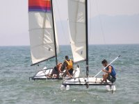 approach to sailing