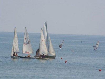 Spiaggia 151 Riccione Vela