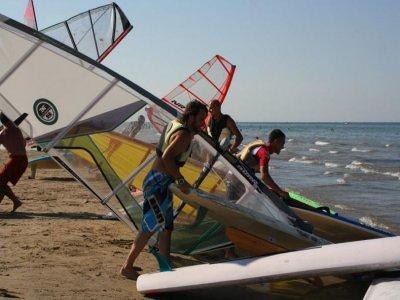 Spiaggia 151 Riccione Windsurf