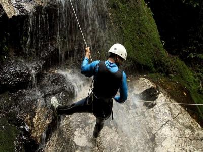 Canyoning 4 ore nella Val Mala