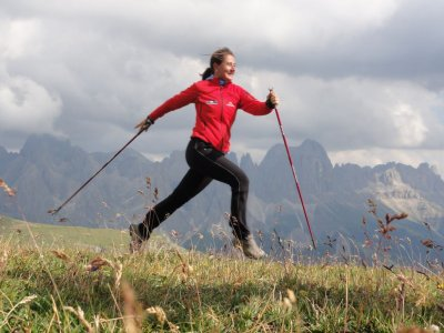 Nordic Walking Alto Adige