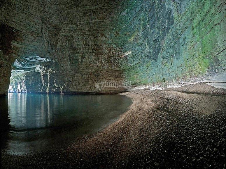 Gargano caves