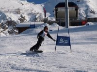 Snowboard a Boves