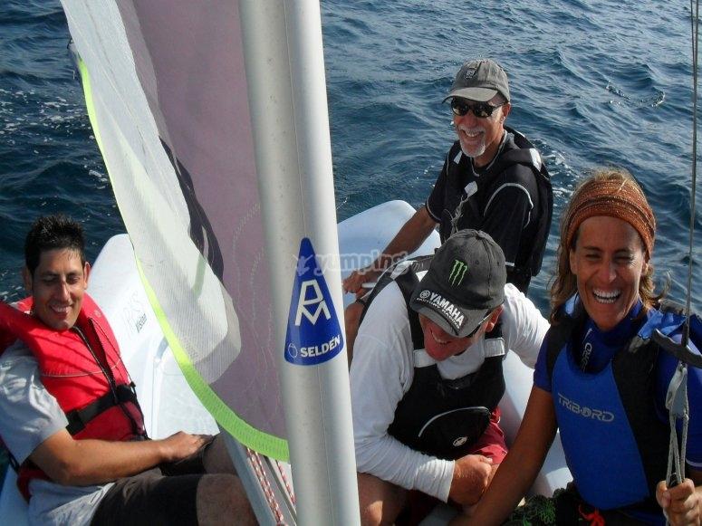 programma corsi vela Sardegna