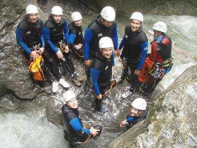 Xadventure Team Canyoning