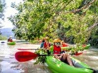 Divertimento sul kayak
