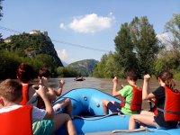 Esplorando il lato selvaggio dell'Adige