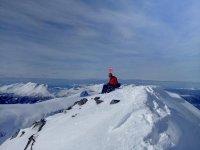 La quiete della montagna
