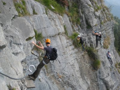 XAdventure Team Via ferrata