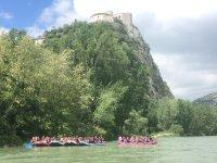 Rafting sul Adige
