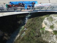 Salto bungee Abruzzo